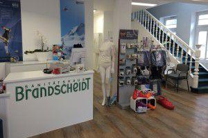Ladengeschäft in Zweigstelle Lohne | Sanitätshaus Brandscheidt
